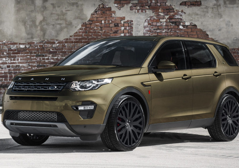 Land Rover Discovery >> Discovery Sport tuning e cerchi in lega | Ruotequipe ...