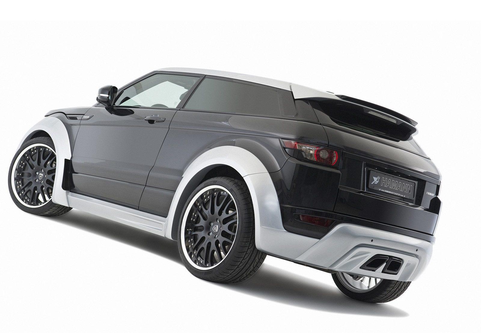 Range Rover Evoque Tuning E Cerchi In Lega Ruotequipe
