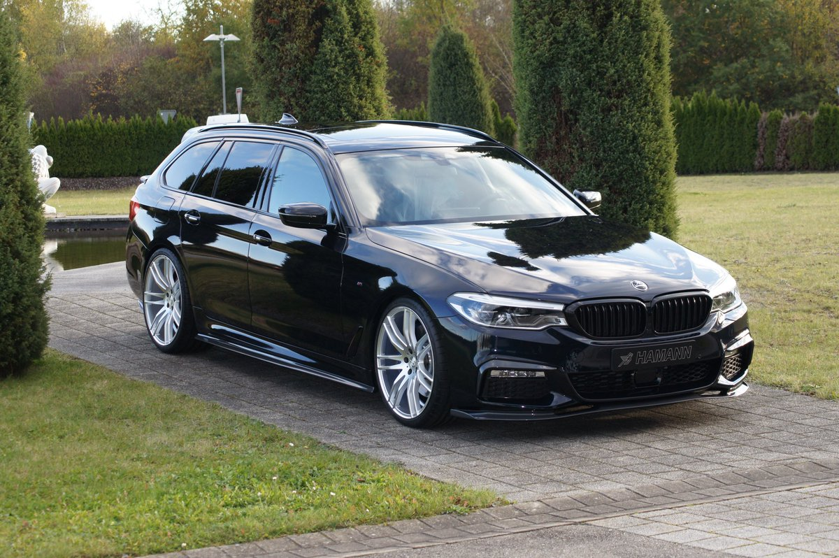 Hamann Bmw Er G Side